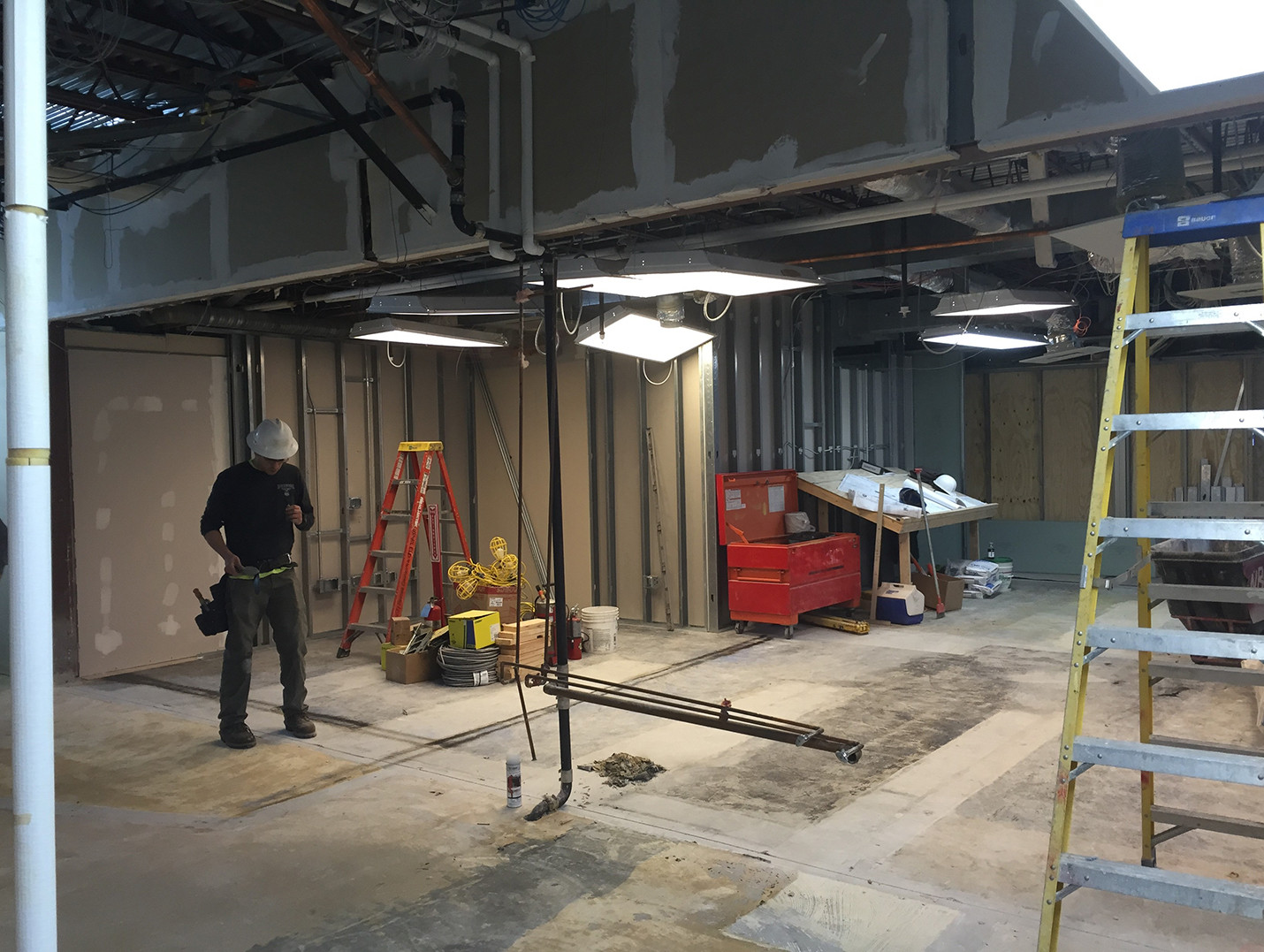 Slocum Dickson Medical Group – Ophthalmology Suite Renovations