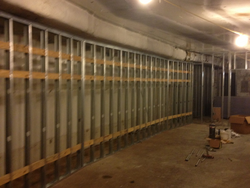 Utica AUD - Locker Room Renovation